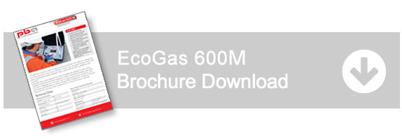 PBA EcoGas600M download brochure